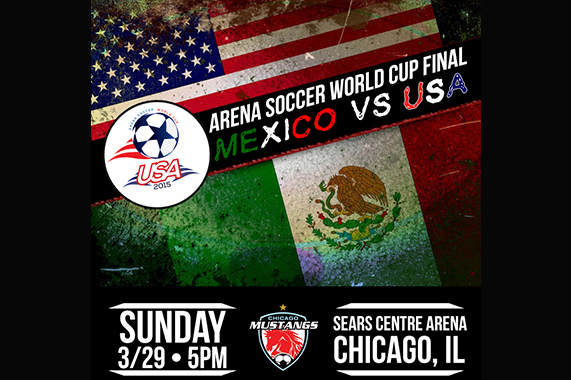 Team USA edges Team Mexico 5-3 to take home the WMF World Cup