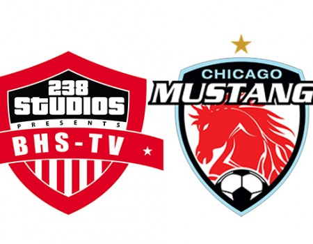 Mustangs announce partnership with BHS-TV
