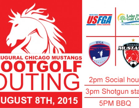 Mustangs to hold Inaugural FootGolf Outing in August