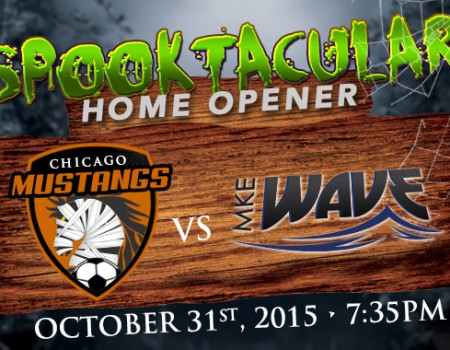 Mustangs Plan to Trick & Treat the Wave on Halloween Night