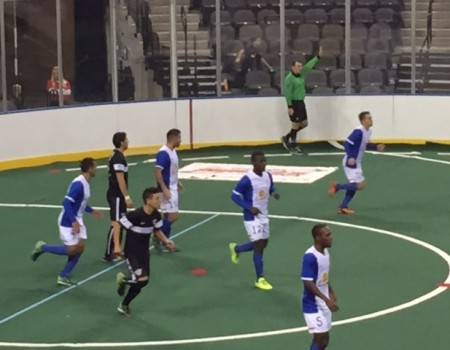 Press Release: Chicago Mustangs Lose to the Comets 5-9