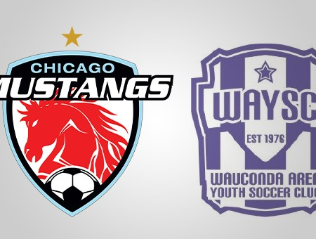 Mustangs Officially Partner With the Wauconda Area Youth Soccer Club (WAYSC)