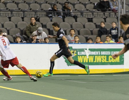 Press Release: Chicago Mustangs Beat the Harrisburg Heat 6-3