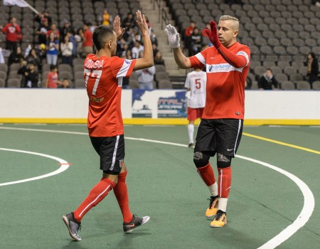 Press Release: Chicago Mustangs Lose to Ontario Fury, 5-6