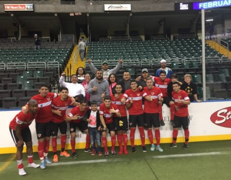 Press Release: Chicago Mustangs Defeat Ambush in Overtime, 9-8