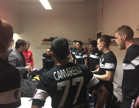 Press Release: Chicago Mustangs Lose to Detroit Waza, 6-8