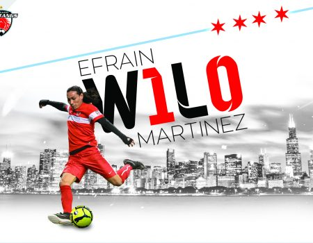 "Efrain ""Wilo"" Martinez to remain with Chicago Mustangs"