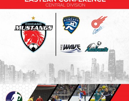 MASL FINALIZES DIVISIONS AND CONFERENCES FOR 2016-17 SEASON