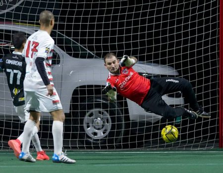 Flores named to World team for MASL Challenge